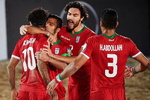 Iran defeats Italy to win Persian Cup tournament title