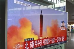 کۆریای باکوور تاقی کردنهوهی مووشهکی ڕاگهیاند