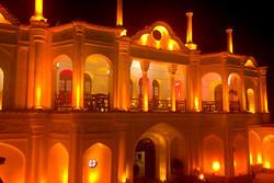 فیلم/ باغ فتح آباد نماد احیای بناهای تاریخی کرمان