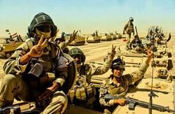 قائد القوة البرية بالجيش العراقي: قضاء تلعفر بات الآن في قبضة اليد