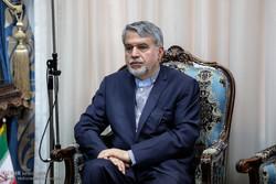 دیدار صالحی امیری با حجت الاسلام حسن خمینی