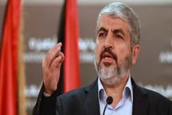 خالد مشعل: المقاومة تكون ندًّا للعدو الصهيوني رغم اختلال موازين القوى