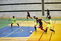 برگزاری مسابقات فوتسال جام رمضان در استان مرکزی
