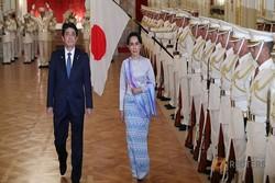 میانمار و ژاپن