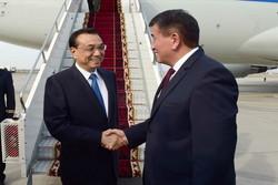 نخست وزیر چین وارد قرقیزستان شد