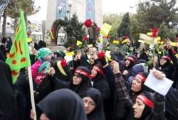 تجمع بزرگ زینبیون در شهرستان فردیس برگزار شد
