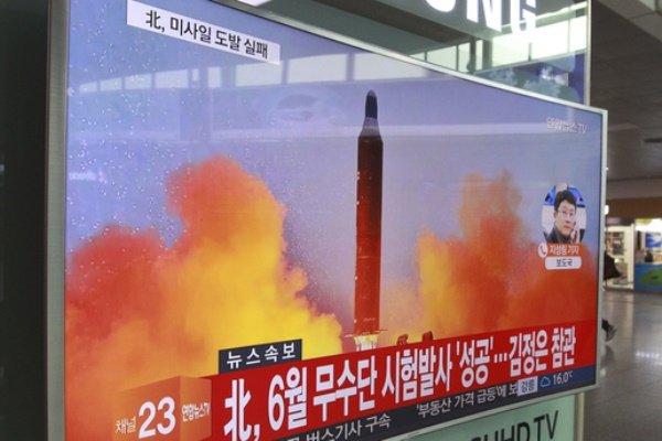 شورای امنیت آزمایش موشکی کره شمالی را تائید کرد