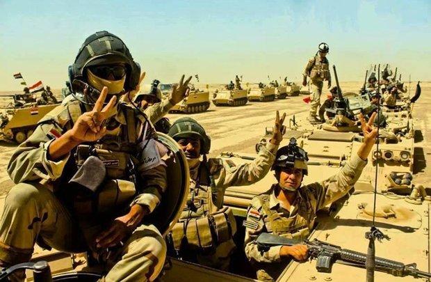 منطقه «قضیب البان» و روستای «الصابونیه» در غرب موصل آزاد شد