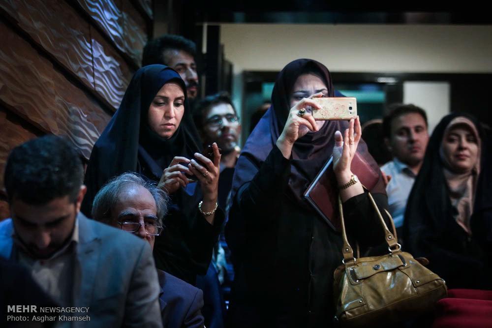 افتتاحیه همایش سواد رسانه ای