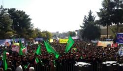 ايران تحيي ذكرى اليوم الوطني لمقارعة الاستكبار