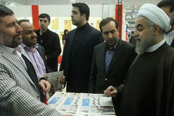 Rouhani to inaugurate Press Expo
