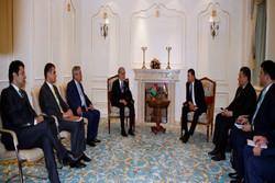 «عبدالله عبدالله» با نخست وزیر تاجیکستان دیدار کرد