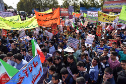 Iran marks 1979 US embassy takeover in nationwide rallies