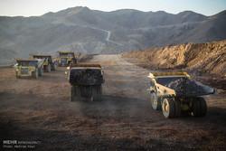 معدن سنگ آهن سنگان