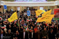 راهپیمایی 13 آبان در گرگان