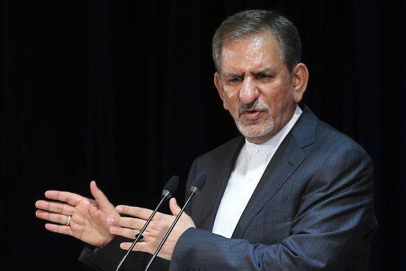 معاون الرئيس الإيراني يهنئ العمانيين بمناسبة اليوم الوطني للسلطنة