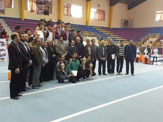 نفرات برتر مسابقات ژیمناستیک جوانان کشور مشخص شدند