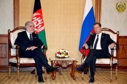 روسیه . افغانستان