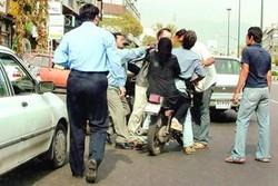 کراپشده - خشونت خیابانی