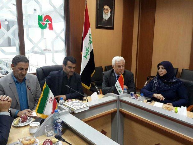 المشاركة المليونية لزوار اربعين الامام الحسين(ع) توطد العلاقات الايرانية العراقية
