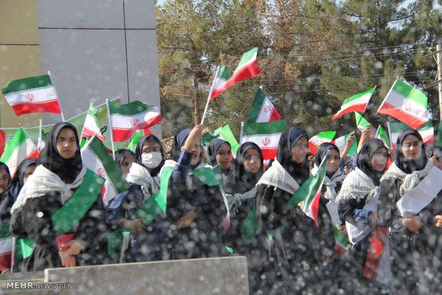 دعوت از مردم سیستان وبلوچستان برای حضور در راهپیمایی ۱۳ آبان