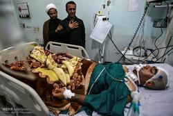 اهدا اعضای بدن طلبه جوان در بیمارستان گلستان اهواز