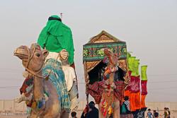 Ahvazi pilgrims start Arbaeen journey