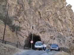 تردد در مسیر آزادراه پل زال به خرم آباد عادی است