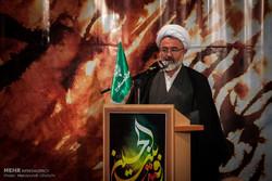حجت الاسلام عباس امینی امام جمعه شاهرود
