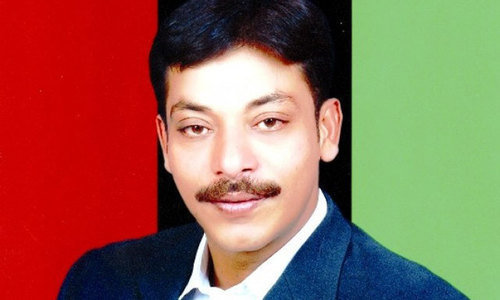 پاکستانی حکومت نے سابق سینیٹر سید فیصل رضا عابدی کو گرفتار کرلیا