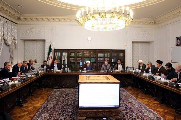 جلسه شورای عالی فضای مجازی