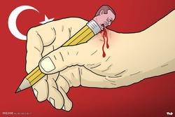 بازداشت روزنامهنگاران در ترکیه