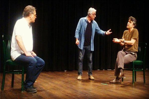 مسعود رایگان با «دو مرد در یک اتاق» به شهرستانها میرود