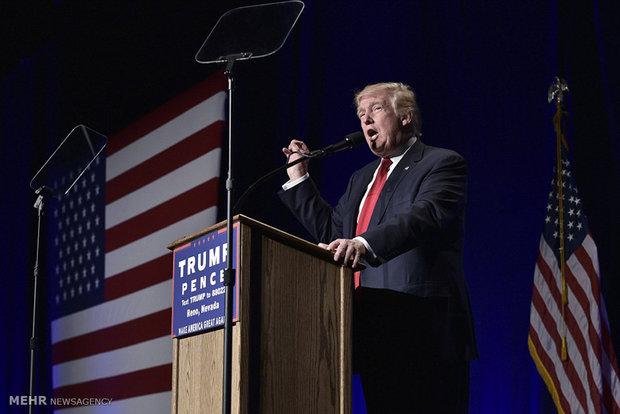انتخاب دونالد ترامب رئيسا للولايات المتحدة الاميركية