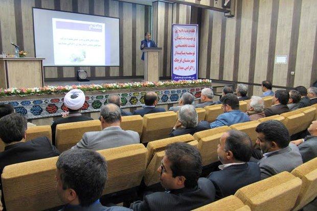 قرچک می تواند نیازهای خدماتی شهر تهران را تکمیل کند