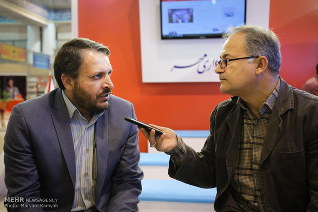 3rd day of Tehran Press Expo