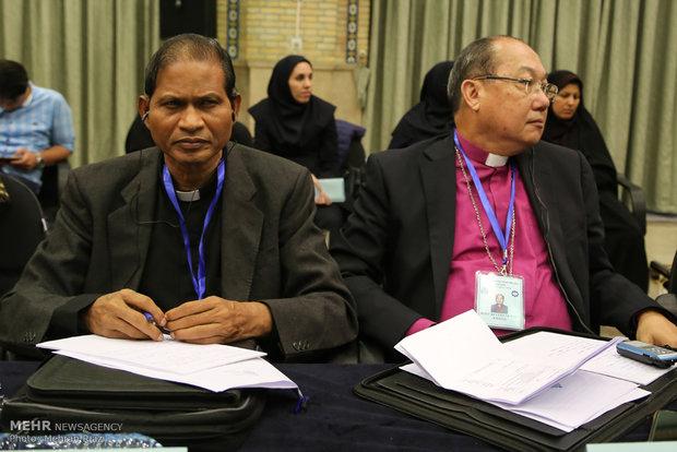 افتتاحیه چهارمین مجمع اسلامی-مسیحی