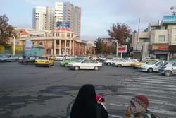 تردد از تقاطع بلوار پاسداران به چهار راه بسیج در سنندج آزاد شد