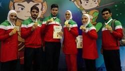 ورزشکار کرمانشاهی نایب قهرمان رقابتهای جهانی ووشو شد