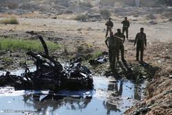 مقتل سبعة انتحاريين شرقي سامراء
