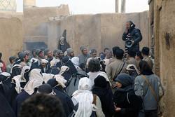 """خلف كواليس فيلم """"دار الأيتام الايراني"""" للمخرج أبو القاسم طالبي /فيديو"""