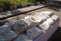 کشف ۲.۵ تن مواد مخدر در استان سیستان و بلوچستان