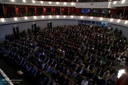 مراسم تودیع علی جنتی و معارفه رضا صالحی امیری وزیر فرهنگ و ارشاد اسلامی