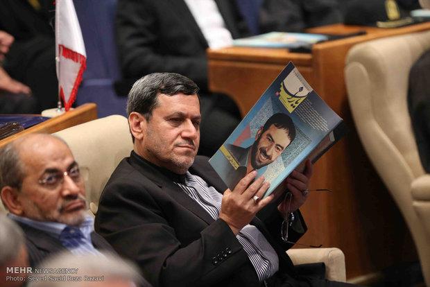 ع پروفایل سالگرد پدر پنجمین سالگرد شهادت سردار طهرانی مقدم | آفتاب