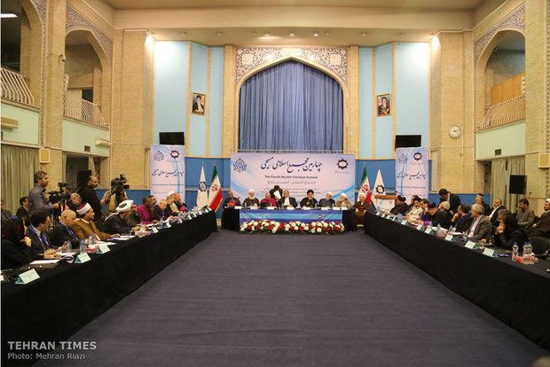 Tehran hosting 4th Christian-Muslim Summit
