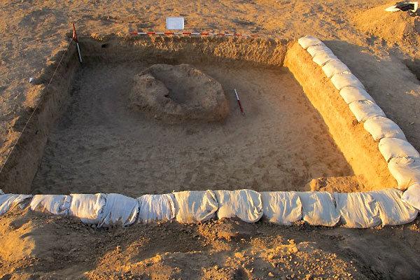 محوطه باستانی آلو قزوین
