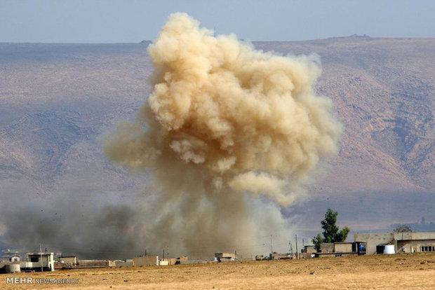"""انتحاري من """"داعش"""" يفجر نفسه وسط تجمع لقادة التنظيم غربي الأنبار"""