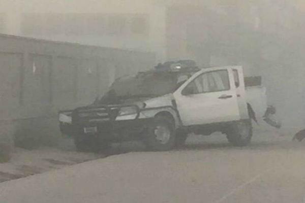 4 قتلى من القوات الأفغانية بتفجير انتحاري في كابل