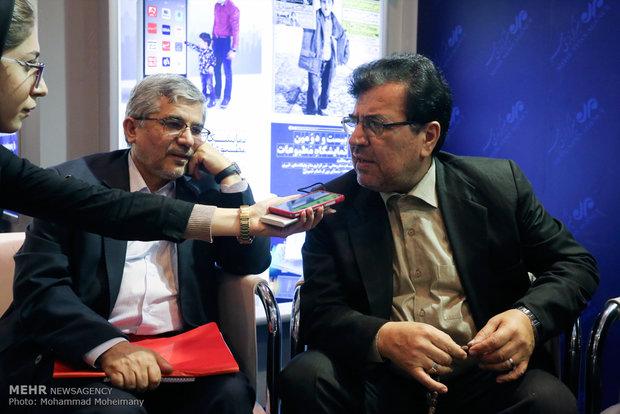 چهارمین روز بیست و دومین نمایشگاه مطبوعات و خبرگزاریها-2