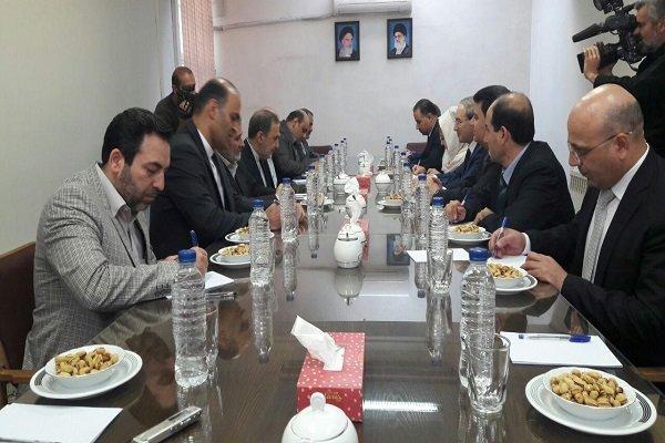 Lebanese President receives Iranian Foreign Minister
